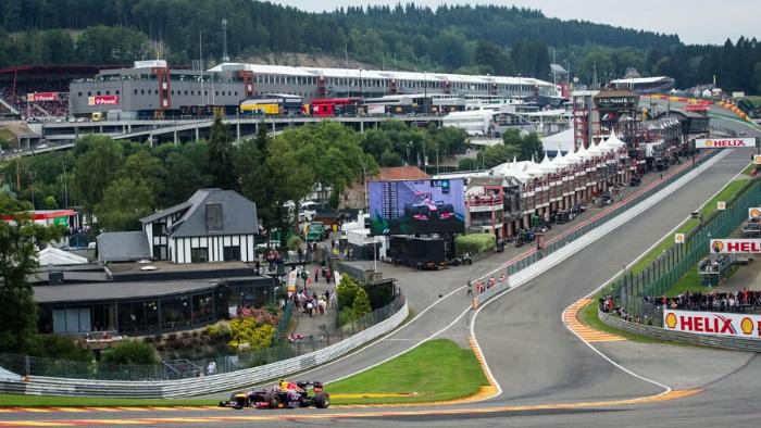 """F1 – Sutil: """"Não dará para fazer a Eau Rouge com aceleração total"""""""