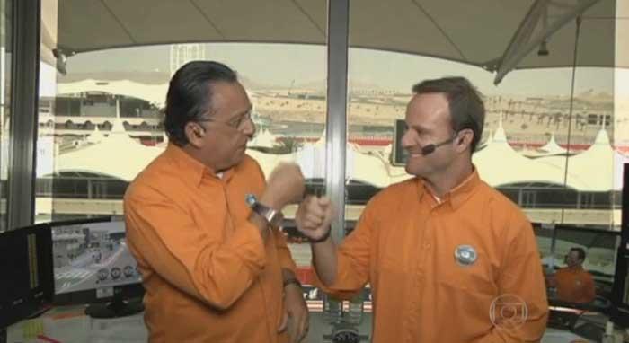 Globo e a Formula 1. Parte II