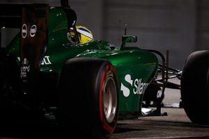 F1 – Caterham espera melhorar com nova asa dianteira
