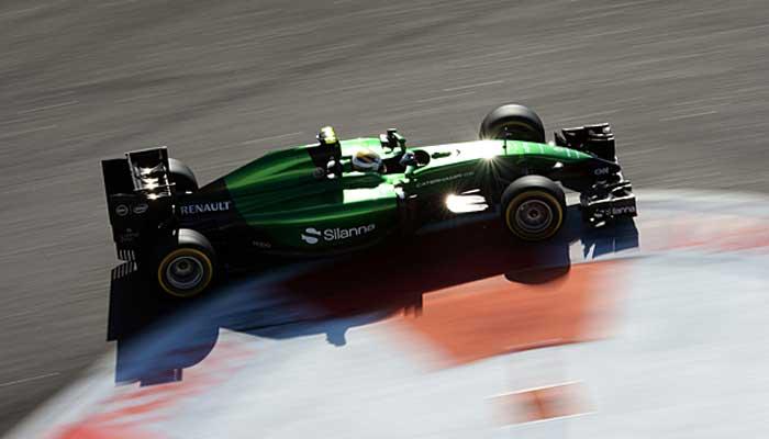 """Ecclestone: Colapso da Caterham é """"melhor"""" para a Formula 1"""