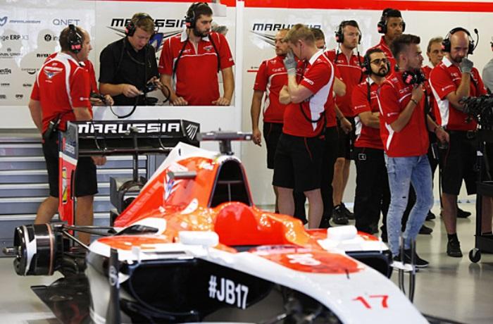 F1 – Marussia emocionada pelo apoio de fãs e do paddock