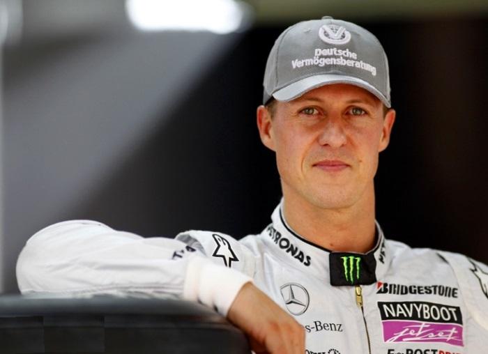 F1 – Revista: Schumacher chora quando ouve a família