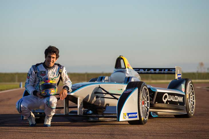 Lucas Di Grassi - Formula E