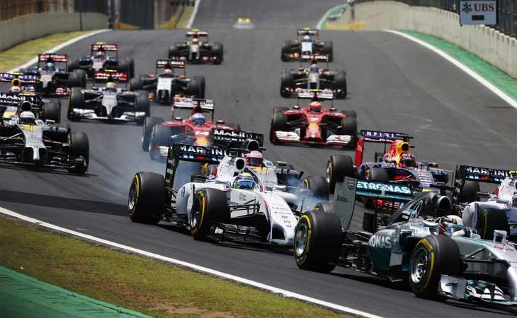 Você gosta de automobilismo ou de Formula 1?