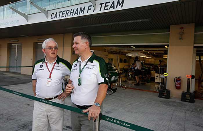 F1 – Luta pela sobrevivência da Caterham continua