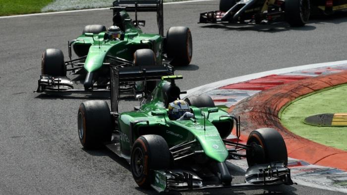 F1 – A Caterham espera correr em Abu Dhabi