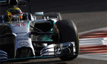 F1 – Mercedes usará carro de 2014 no teste de Silverstone