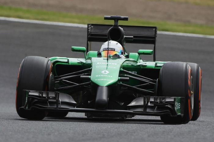 """F1 – Caterham: """"Corrida em Abu Dhabi deu esperanças à equipe"""""""