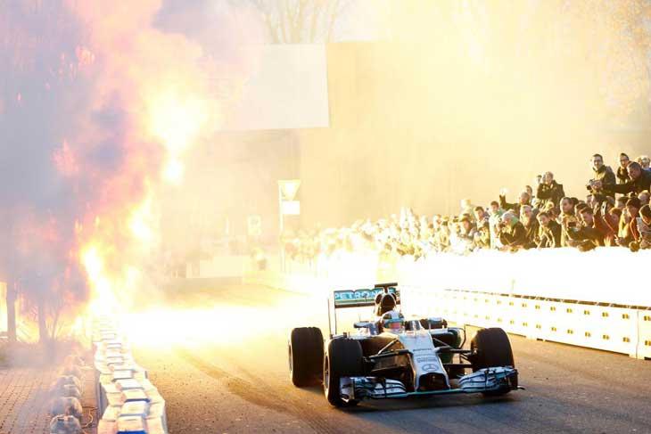 Pilotos e equipes da F1 2015