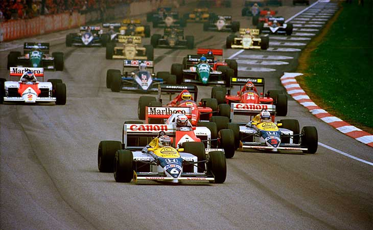 GP de San Marino de 1986
