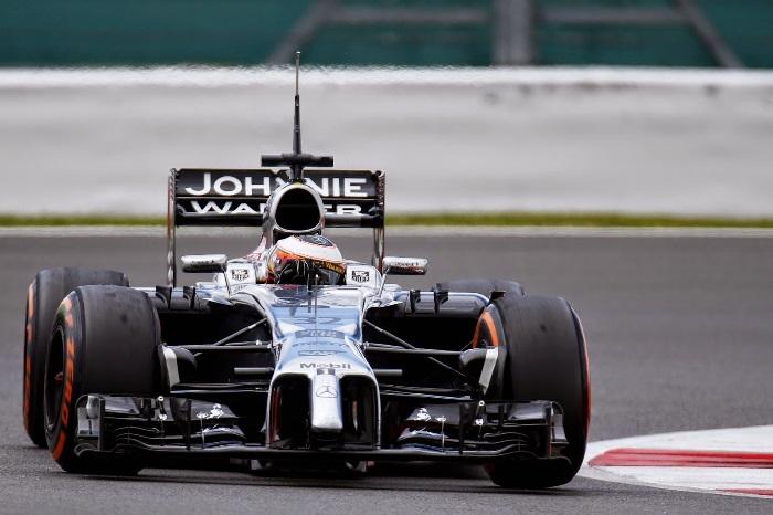 McLaren MP4-29 - 2014