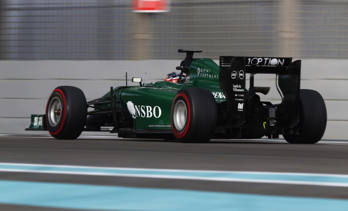 F1 – Administradores da Caterham não financiarão testes