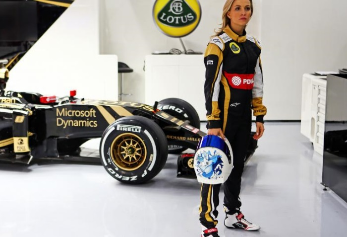 F1 – Pilotos criticam contratação de Carmen Jorda pela Lotus