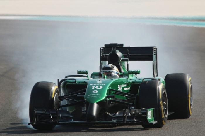 F1 – Leilões de ativos da Caterham ocorrerão a partir de março