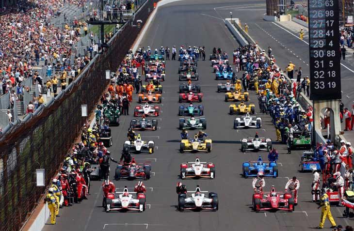 Indy 500 de 2015
