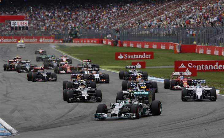 GP da Alemanha de 2014
