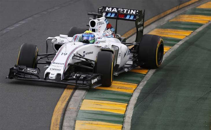 F1 – Mercedes está fornecendo motor igual à Williams