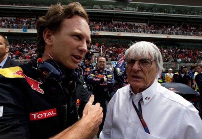 F1 – Ecclestone se envolveu nas negociações entre Red Bull e Ferrari