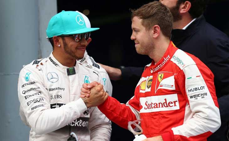 Vettel é melhor do que Hamilton para a F1, diz Capelli