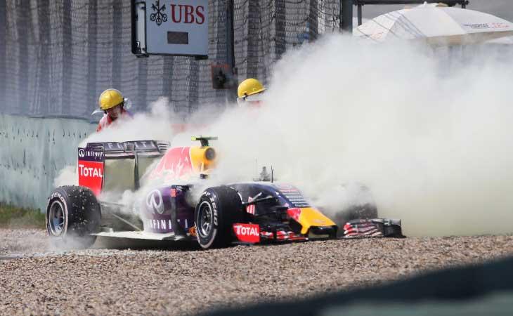 F1 – Renault demorou demais para resolver problemas do motor