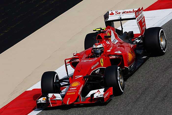 """F1 – """"Assinatura"""" de Allison está ajudando Raikkonen"""