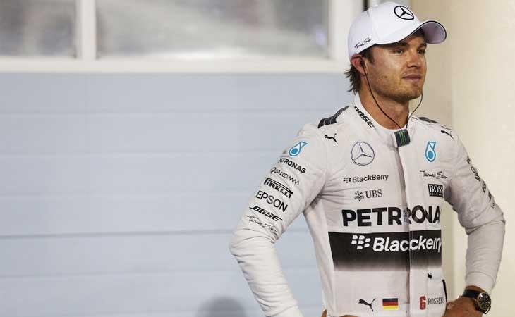 F1 – Rosberg admite que não consegue esconder o mau humor