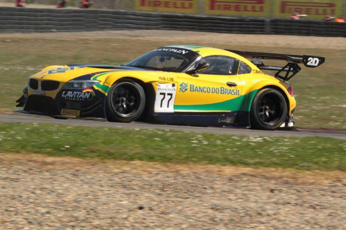 FIA GT – É o Brasil no alto do pódio – BMW Team Brasil vence pela ...