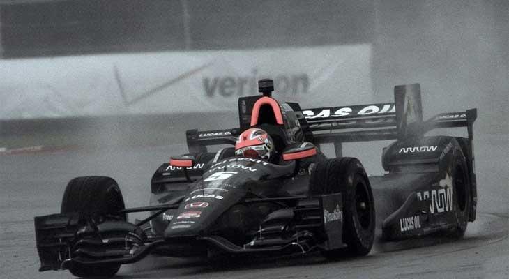 Hinchcliffe vence corrida inaugural da Indy em Louisiana