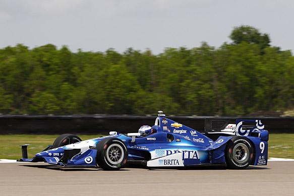 Indy – Dixon domina segunda metade da prova e vence no Texas