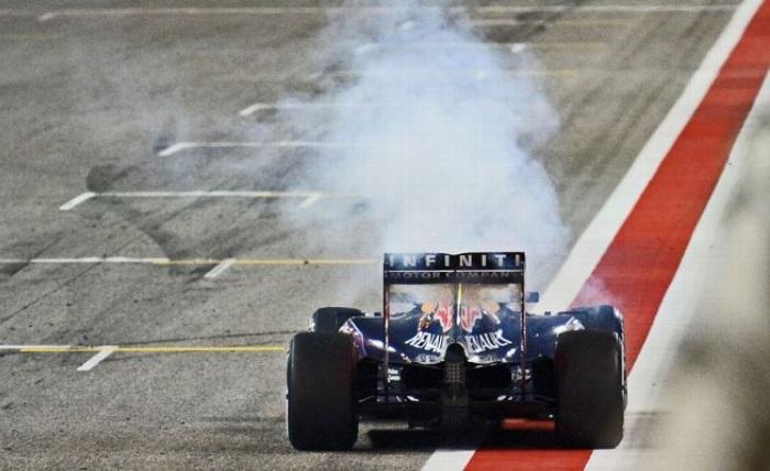 Red Bull no GP do Bahrain de 2015