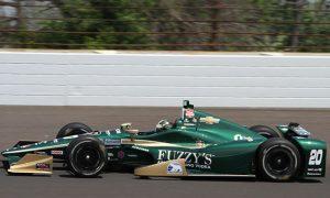Indy 500 – Ed Carpenter sofre acidente no treino livre antes do ...