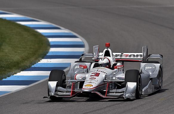 Piloto da Semana: Fórmula Indy – Etapa de Milwaukee – 15/07/2015
