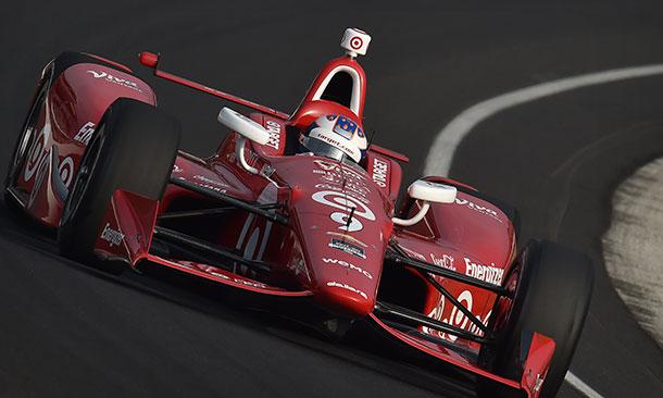 Classificação Formula Indy