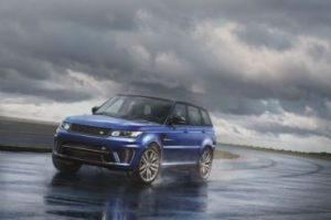 Carros de Rua – Range Rover Sport SVR chega ao Brasil sob ...