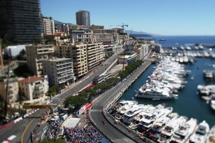 Circuito Monaco : F circuito de mônaco ficou menor após alterações
