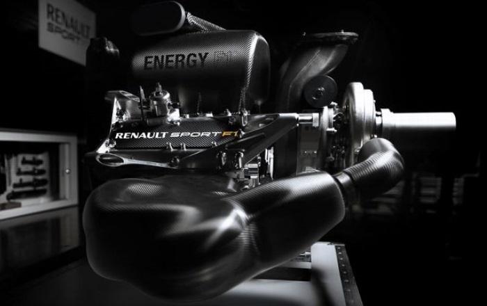 Unidade de potência da Renault