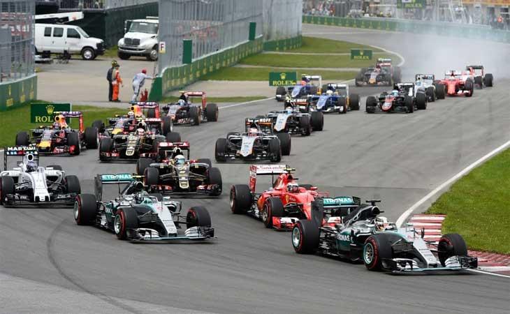 A Formula 1 poderia ser um esporte olímpico?
