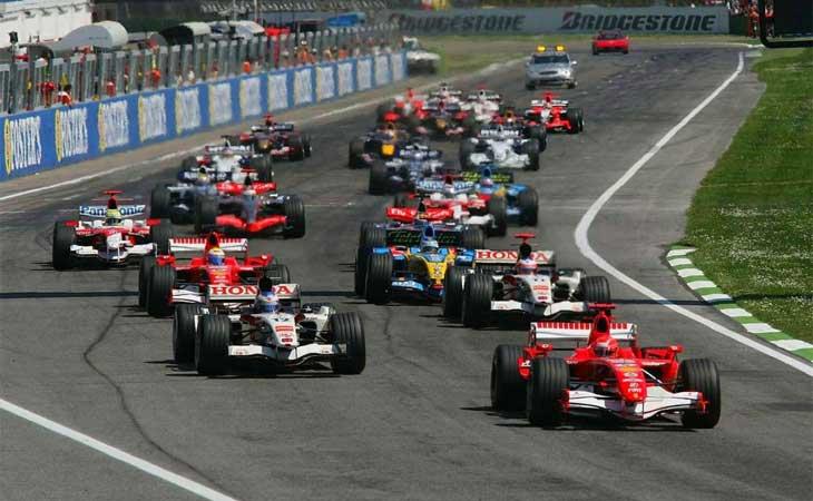 Fórmula 1 em Imola - 2006