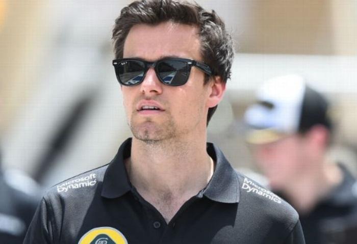 F1 – Jolyon Palmer é promovido a titular na Lotus para 2016