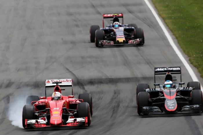 F1 – McLaren e Ferrari divulgam amostras do som de seus motores ...