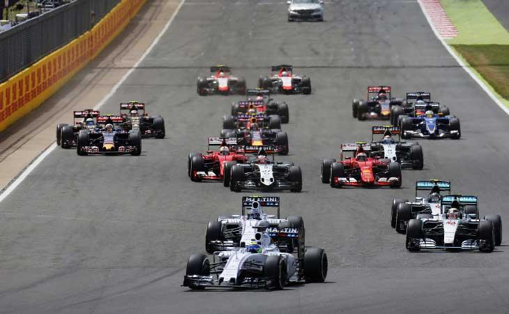 GP da Inglaterra em Silverstone