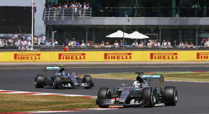 F1 – Ecclestone nega ter excluído a Mercedes da transmissão de TV