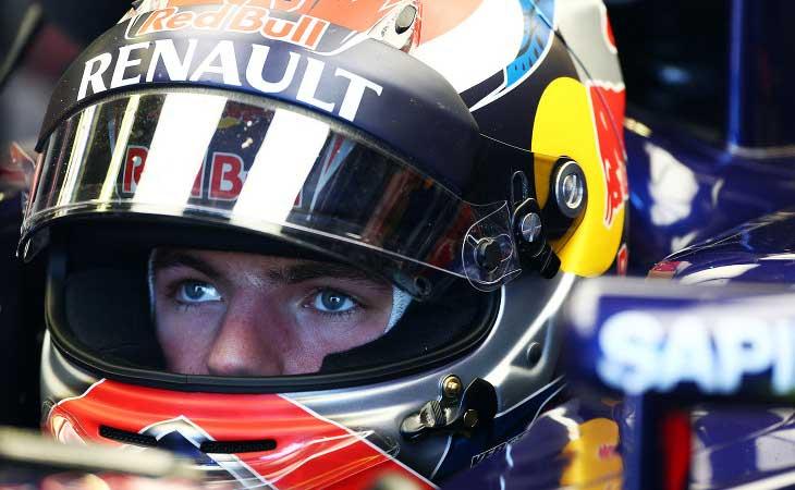 F1 – Verstappen quer pódio e marcar 100 pontos em 2016