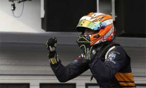 GP2 – DAMS confirma dupla de pilotos para 2016