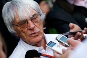 A Fórmula 1 está 'pior do que nunca', diz Ecclestone