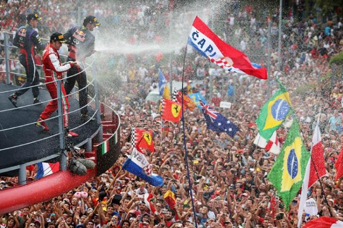 """Ecclestone: F1 pronta para dizer """"adeus"""" à Itália"""