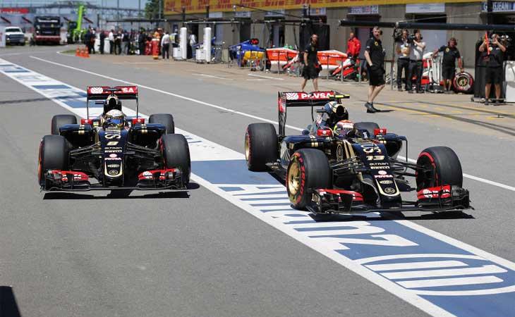 F1 – Clima de incerteza ainda domina a Lotus