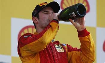 GP2 – Rossi vence em Sochi e adia título de Vandoorne