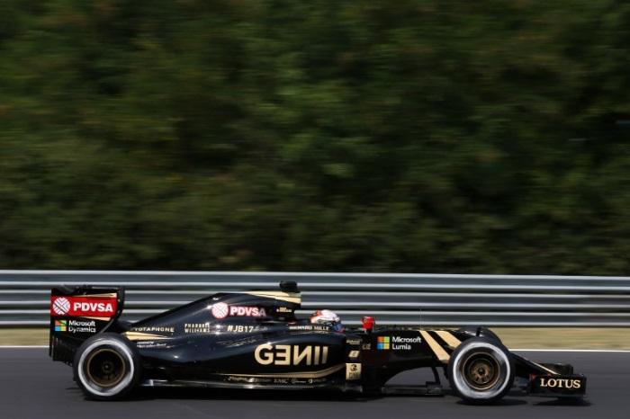 F1 – Lotus lamenta saída de Romain Grosjean