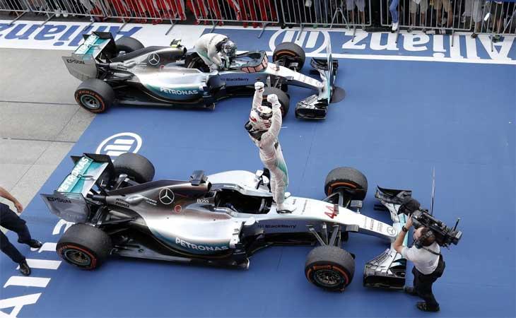 """F1 – Lauda: Ecclestone admitiu que """"exclusão"""" da Mercedes ..."""